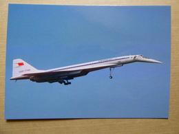 AEROFLOT   TUPOLEV TU 144  CCCP 77144 - 1946-....: Modern Era