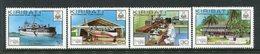 Kiribati 1980 London '80 - International Stamp Exhibition Set MNH (SG 112-115) - Kiribati (1979-...)
