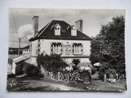 (Finistère - 29)  -  SAINT-GOAZEC, Un Centre Touristique - L'Auberge De L'Aulne.........voir Scans - France