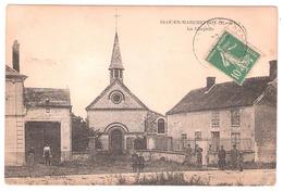 Saint-Ouen-Marchefroy (28 - Eure-et-Loir) La Chapelle De Marchefroy - Other Municipalities