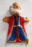 STEIFF KNOPF IM OHR Marionnette à Main Ancienne Réf.706028  Année 80 / 90 / Hand Puppet / Handpuppe - Steiff