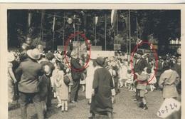 TOURNAI Parc 1924  Carte Photo  Voir Scan - Courcelles