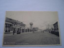 Sint Jozef Olen - Oolen // Watertorenstraat - Bureelen Koperfabriek // Gelopen 1950 Zeldzaam - Olen