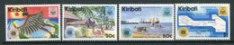 Kiribati 1983 Commonwealth Day Set MNH (SG 197-200) - Kiribati (1979-...)