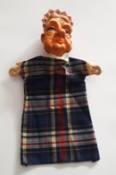 Marionnette à Main Ancienne A Identifier Origine ??   Hand Puppet / Handpuppe - Steiff