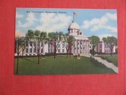 - State Capitol     Alabama > Montgomery  Ref 2984 - - Montgomery