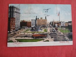Public Square    - Ohio > Cleveland  Ref 2984 - - Cleveland