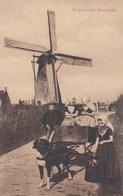 Walcherse Hondenkar, Attelage Chiens, Molen, Windmill, Moulin (pk46997) - Marchands Ambulants