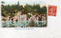CPA PARIS - CASCADE DU BOIS DE BOULOGNE - Non Classés