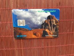 Phonecard Madagascar Used - Madagaskar