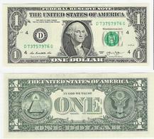 USA  1 Dollar 2013 Cleveland Bfr - Federal Reserve Notes (1928-...)