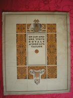 MODE AUTREFOIS  High Life Taylor Visite Royale Au High Life Taylor En 2700 Superbes Illustrations Couleurs Impr DRAEGER - Art