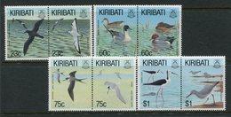 Kiribati 1993 Birds Set MNH (SG 394-401) - Kiribati (1979-...)