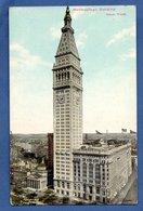 New York  --  Métropolitan Bulding - - Autres Monuments, édifices