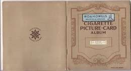 Bel ALBUM Complet De 50 Images DOGS (Chiens)  Cigarette Picture-Card  W.D. & H.O.Wills Bristol & London - Pyrogenes