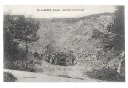 GACOGNE (58) Carrière De La Roche - Sonstige Gemeinden