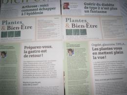 4 Revues Alternatif Bien être 2017 2018 - Boeken, Tijdschriften, Stripverhalen