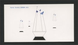 BOSNIA And HERCEGOVINA EUROPA POSTER ART BOOKLET - Bosnie-Herzegovine