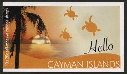 CAYMAN ISLANDS GREETING STAMPS FULL SET BOOKLETS 2008 - Iles Caïmans