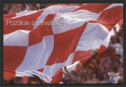 CROATIA, GREETINGS FROM CROATIA, 2008 - Croatie