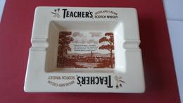 CENDRIER  TEACHER S SCOTCH WISKY     ****   A   SAISIR ***** - Ashtrays