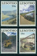 LESOTHO ,  DAM PROJECT 1990 MNH SET - Lesotho (1966-...)