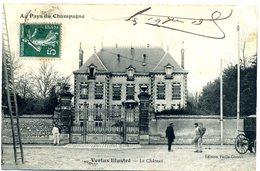 51 -  Vertus  Illustré -  Le  Chateau - Vertus