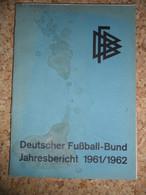 Deutscher Fussball-Bund 1961/1962 - Livres, BD, Revues