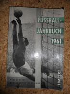 Fussball-jahrbuch 1961 - Books, Magazines, Comics