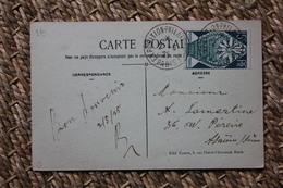 Carte Postale Affranchie Oblitération Exposition Philatélique Paris 1925 - Commemorative Postmarks