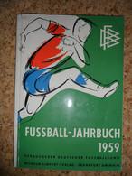 Fussball-jahrbuch 1959 - Books, Magazines, Comics