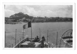 PORQUEROLLES (83) Arrivée Du Bateau - Porquerolles
