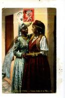 ALgérie : Femme Arabe Et Sa Fille Avec Y&T 22 - Scènes & Types