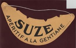 Visière Pare Soleil - Tour De France Cycliste - Année 1950/60 - SUZE - APERITIF A LA GENTIANE - Caps