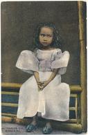 PHILIPPINES, MANILA - Tagalos Girl - Denniston's - Philippines