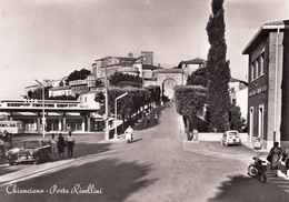 Cianciano-Porta Rivellini--Originale 100%an - Siena