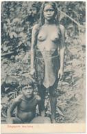 STRAITS SETTLEMENTS - Singapore, Wild Sakey - Nu Ethnique, Nude - Max H.  Hilckes, Singapore - Singapour