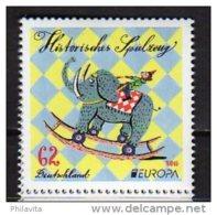 2015 Germany - Europa CEPT - Old Toys - MNH** MI 3152 (gg16) - BRD