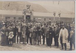 GRENOBLE (38) - Concours De Tir Juin 1911 - Photographe ODDOUX - Places