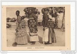 ZAMBEZE ZAMBIE FEMMES MA ROTSE CPA BON ETAT - Zambie