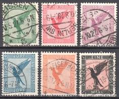 Deutsches Reich 1926 - Mi.378-82 - 6v - Used - Gestempelt - Deutschland