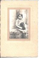 Photo Fillette Jocelyne Bajard. 1935. - Persone Identificate