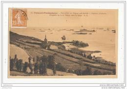 22 PAIMPOL PLOUBAZLANEC PORS EVEN PECHEURS D ISLANDE CHAPELLE DE LA TRINITE CPA BON ETAT - Paimpol