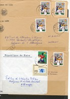 Afrika -  Kongo - Kinshasa > Zaire   20 Briefe - Zaire