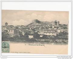30 VILLENEUVE LEZ AVIGNON CPA BON ETAT - Villeneuve-lès-Avignon