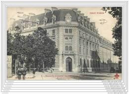 75004 - TOUT PARIS - Nouvelle Caserne Des Celestins (garde Republicaine) Bd Henri IV - Arrondissement: 04