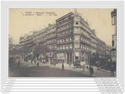 75009 PARIS - Boulevard Poissonniere - Le Journal Le Matin - Arrondissement: 09