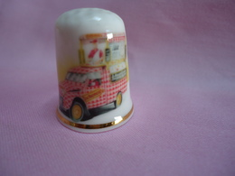 Dé : Camionnette Cochonou - Ditali Da Cucito