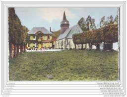 60 - FONTAINE BONNELEAU - La Place (cpsm 10x15) - France