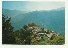 TRIORA - L'ANTICO BORGO - VIAGGIATA FG - Imperia